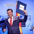 Поканата од НАТО во рацете на Македонија