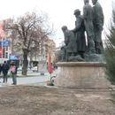 """Шаторите на """"Македонија блокира"""" тргнати од пред Собранието"""
