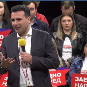 (ВИДЕО)Заев од Велес: Ќе игра метлата и на другата страна, кај оние што опструираат и враќаат режим!