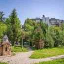 Дислоцирана катната гаража и зачувани зелените површини во ДУП Градски четврт Даре Џамбаз