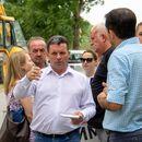 Георгиевски:  започнавме реконструкција и проширување на патот Хиподром – Илинден