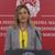 Прес конференција на министерката за финансии Нина Ангеловска