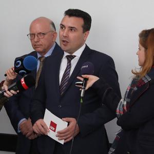 Претседателот Заев на средба со Стопанска комора на Македонија: Создаваме креативна, модерна, дигитална економија