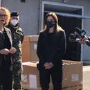 (ВО ЖИВО) Шекеринска и Брнз на промопредавање на американска донација за Армијата