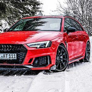 ABT подготви своја екстремна верзија на Audi RS4 со 523 коњски сили!