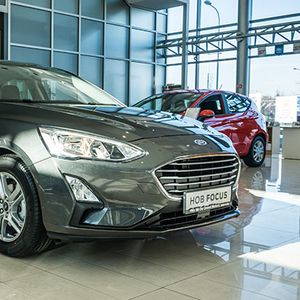 Седан изведбата на новиот Ford Focus пристигна во Скопје