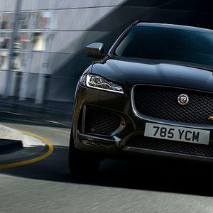 Jaguar подготви специјални 300 SPORT и Chеquered Flag изведби на популарниот F-Pace