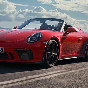 "Официјално: Porsche 911 Speedster – Последно ""Ура"" за 991 генерацијата!"
