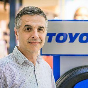 Интервју: Тони Трајкоски од Toyo Tires – Цената во однос на квалитетот е нашата главна одлика