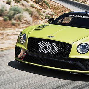 Bentley ќе го напаѓа Pikes Peak со специјален Continental GT