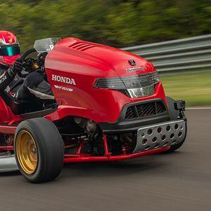"""Honda ја направи најбрзата """"косилица"""" на светот!"""