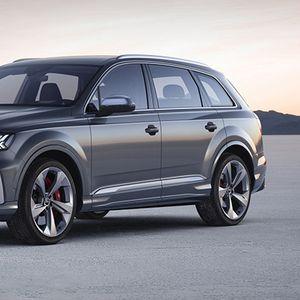 Audi ги освежи екстериерот и ентериерот и на моќниот SQ7 TDI