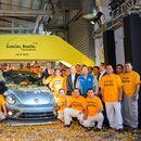Заврши производството на Volkswagen Beetle