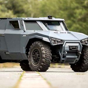 Воениот теренец на иднината доаѓа од… Volvo?