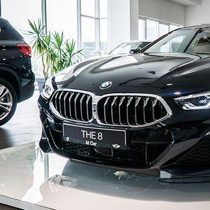 Големиот BMW 8 Series Gran Coupe пристигна во Скопје