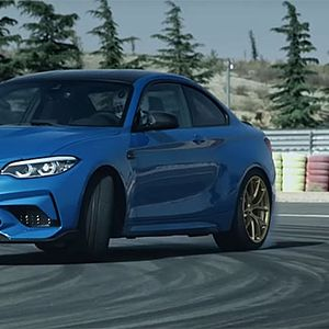 """Утринска Гимнастика: BMW M2 CS е подготвен да """"гори"""" пневматици!"""