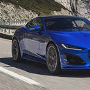 Jaguar го подмлади спортскиот F-Type со поагресивен изглед и понова технологија