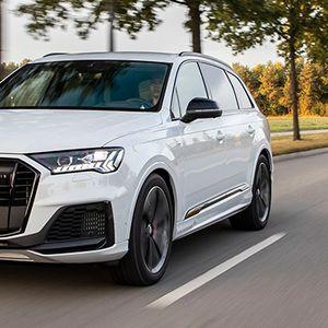 ПАНОРАМА: Audi Q7 TFSI e Quattro е голем, плаг-ин хибриден SUV со 381 или 456 коњски сили