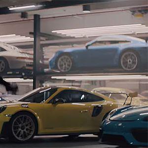 Вечерно Кино: Грабеж во музејот на Porsche!?