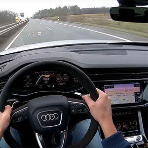 Вечерно Кино: 300+ на германскиот аутобан со Audi RS Q8!