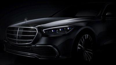 Mercedes-Benz официјално ја најавува новата S-Class!