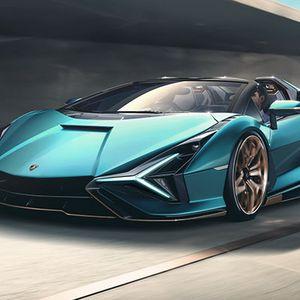 ПРЕМИЕРА: Lamborghini Sián Roadster – 819 коњски сили, 19 примероци – и сите се веќе продадени!