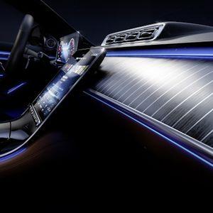 Mercedes-Benz објави уште детали од кабината на новата S-Class.