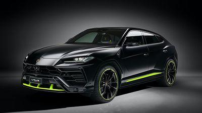 Lamborghini подготви специјален Graphite Capsule пакет за моќниот Urus