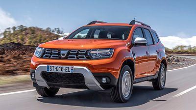 Dacia подготви освежување за супер-популарниот Duster!