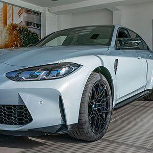 Новиот BMW M3 Competition пристигна во Скопје!