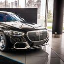 Во салонот на Мак Аутостар пристигна супер-луксузниот Mercedes-Maybach S580!