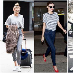 6 модни парчиња кои ви се неопходни ако патувате со авион