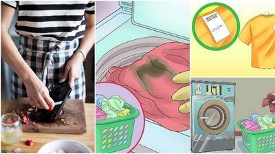 Погрешно ја перете, не носите престилка и уште 8 работи со кои несвесно ја уништувате облеката