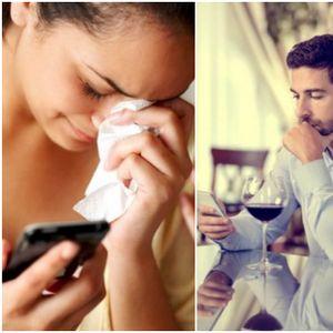 Раскинување, соопштување лоши вести и уште 6 работи кои не треба да ги правите преку пораки