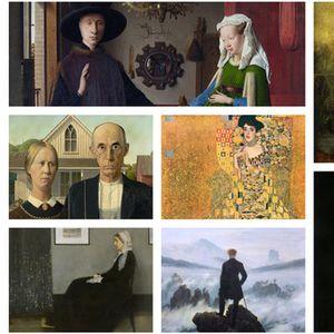 10 најспектакуларни портрети во историјата на уметноста