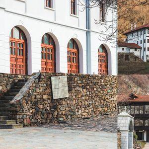 Манастирот Прохор Пчински и легендата за неговиот испоснички живот