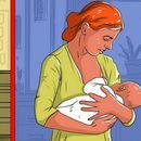 Тест прашање: Која мајка страда од пост-породилна депресија?