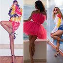 """Инстаграм е преплавен со """"фламинго позата"""" - дури и Бијонсе ја обожава"""