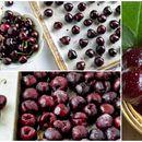Како да јадете свежи цреши и вишни преку цела година?