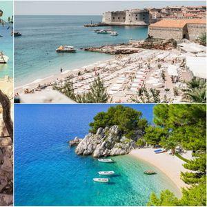 Најубавите плажи на Јадран, по изборот на француски Vogue
