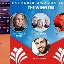 Тамара Тодевска прогласена за најдобар женски изведувач на Евровизија 2019