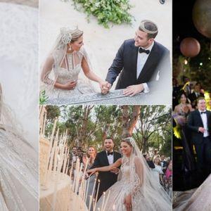 Кога Ели Сааб ти е свекор, на свадбата ќе си изгледаш како кралица (фото)