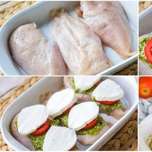 Ручек за 30 минути: Полнет пилешки стек во тава