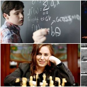 9 луѓе со повисок коефициент на интелигенција од Ајнштајн
