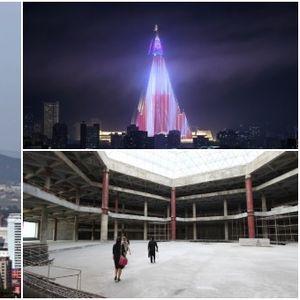 Политичко ривалство - Приказната за напуштениот хотел во Северна Кореја со два неуспешни обиди за отворање