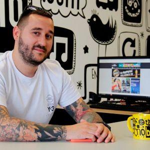 Видео интервју со Горан Миќиќ: Како е да се биде... тату артист