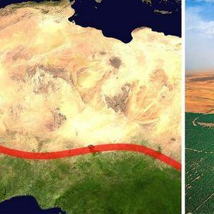 Големиот зелен ѕид: Амбициозен проект во Африка во борба против климатските промени