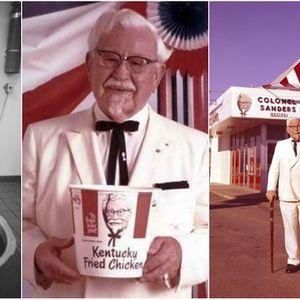 Приказната на полковникот Сандерс - Како KFC мисијата ја остварил дури во третата доба од животот?