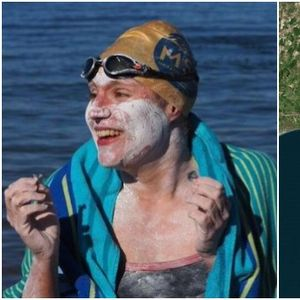 Жена која преживеала рак, го преплива Ламанш четири пати по ред