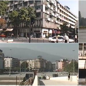 25 минути носталгична прошетка низ старо и прекрасно Скопје
